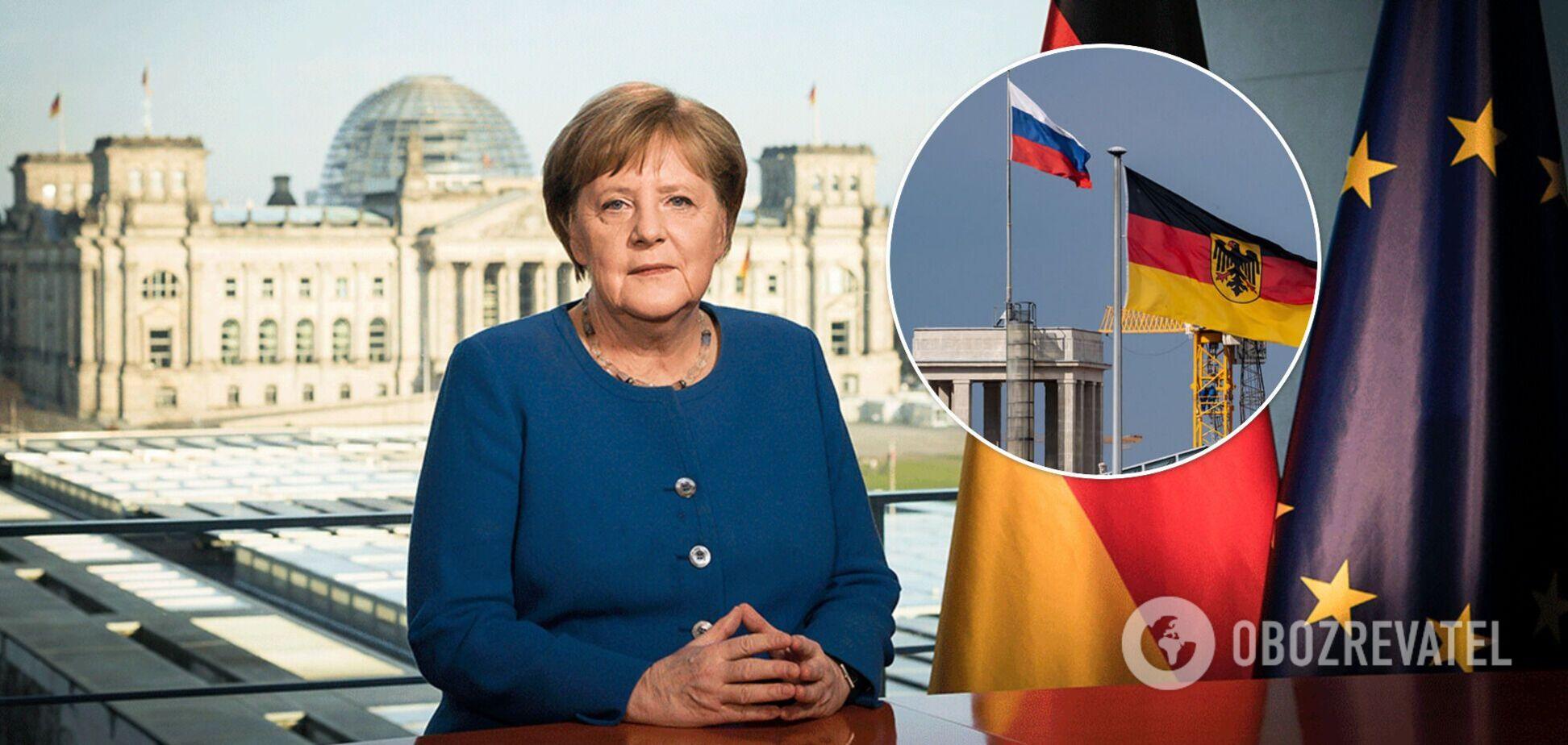 Меркель назвала нападение нацистской Германии на СССР 'поводом для стыда' и вспомнила агрессию РФ против Украины