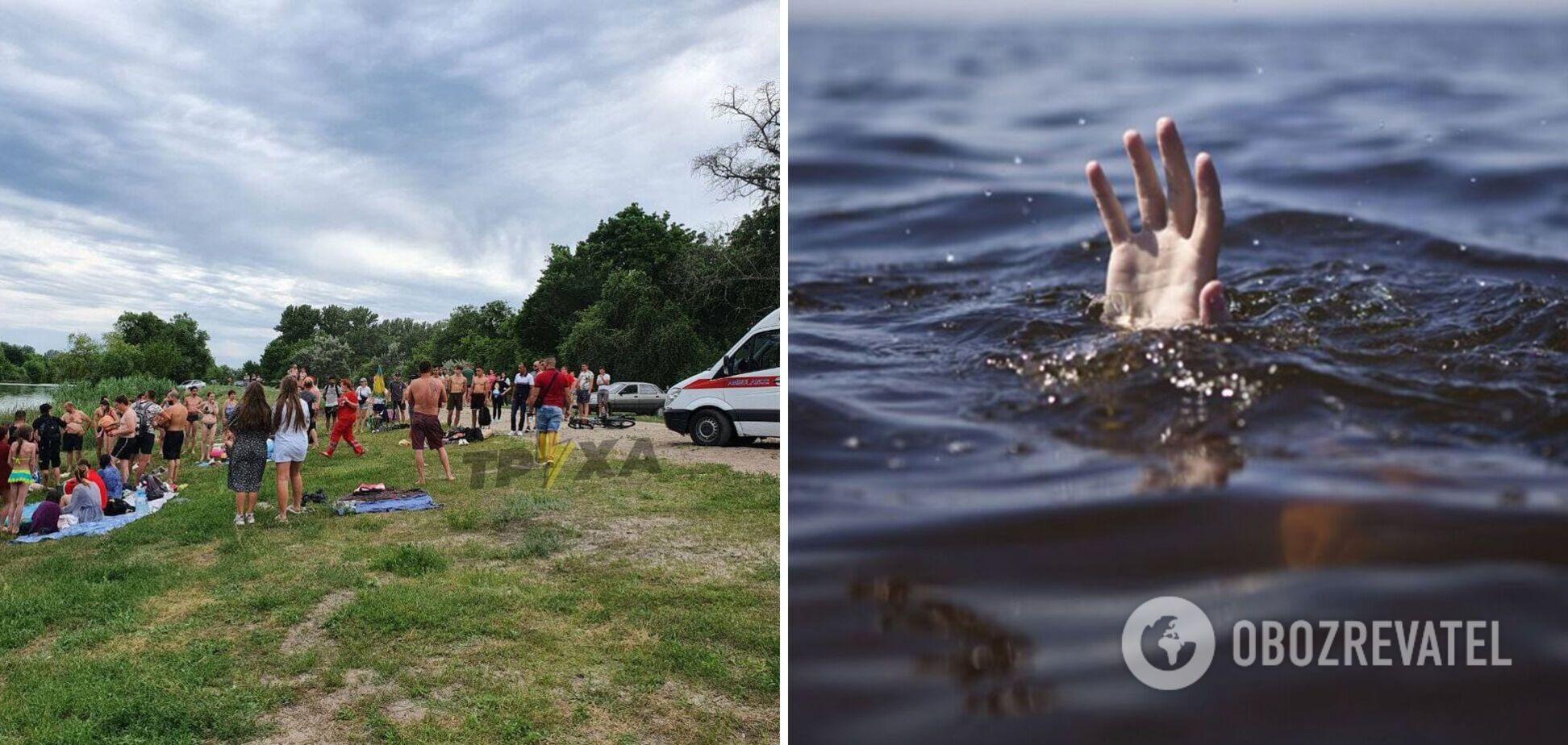 В Харькове в гидропарке утонула 15-летняя девушка. Фото и видео с места трагедии