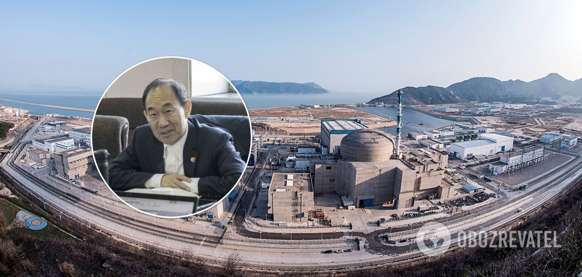 В Китае на фоне скандала с утечкой на АЭС таинственно погиб главный ядерщик