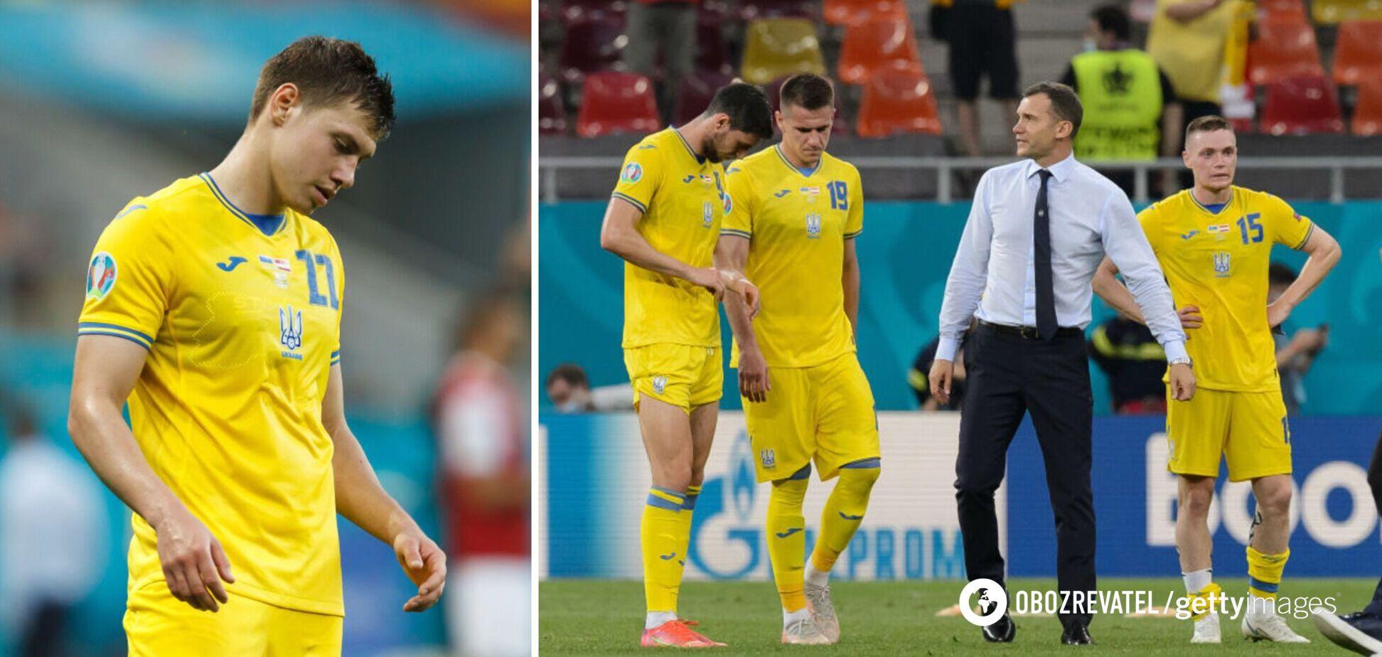 Николай Матвиенко прокомментировал поражение от Австрии