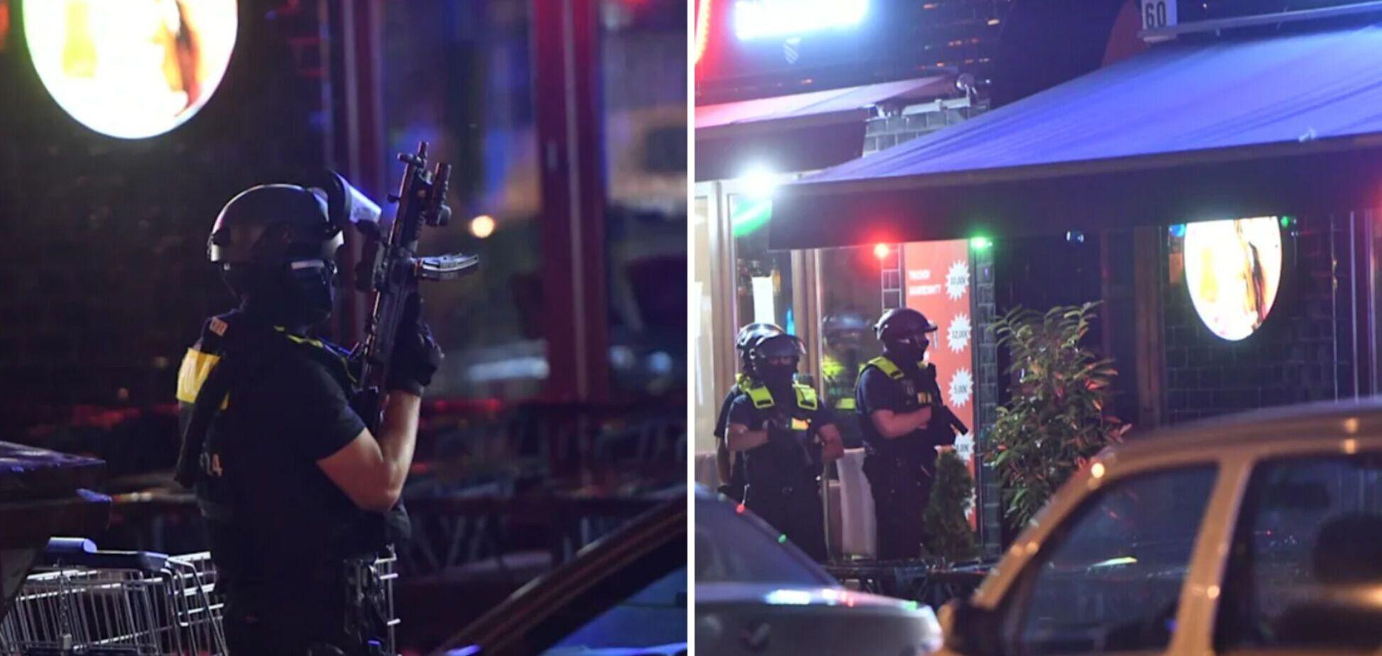 В Берлине произошла стрельба, ранены три человека. Фото
