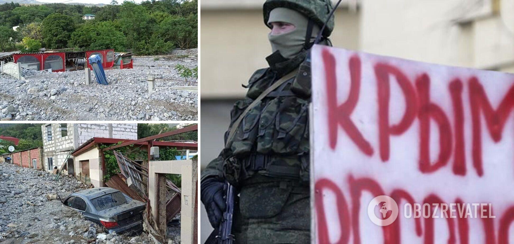 Оккупанты взялись превратить Крым в пустыню