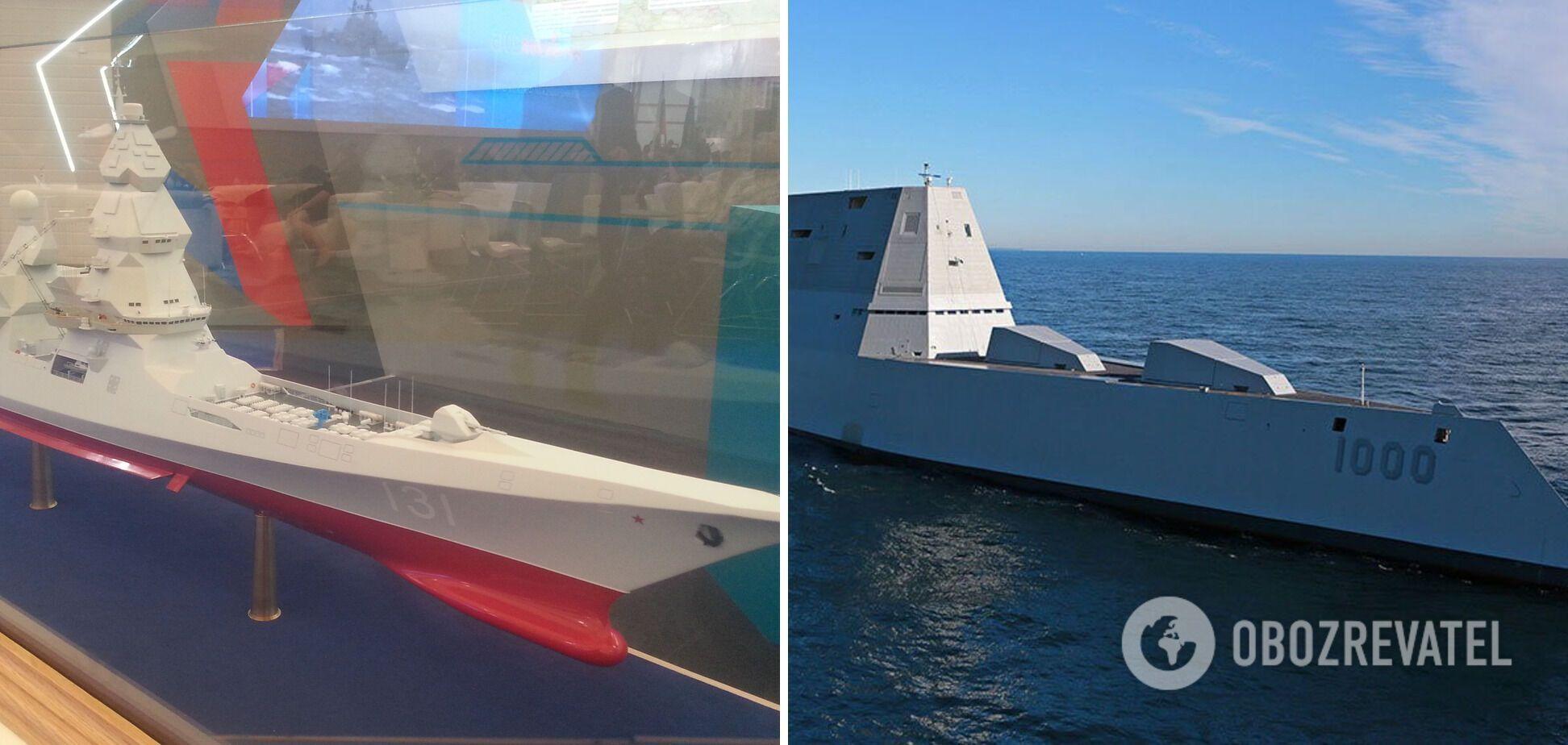 Россия не способна построить распиаренный эсминец 'Лидер': блогер назвал 5 причин
