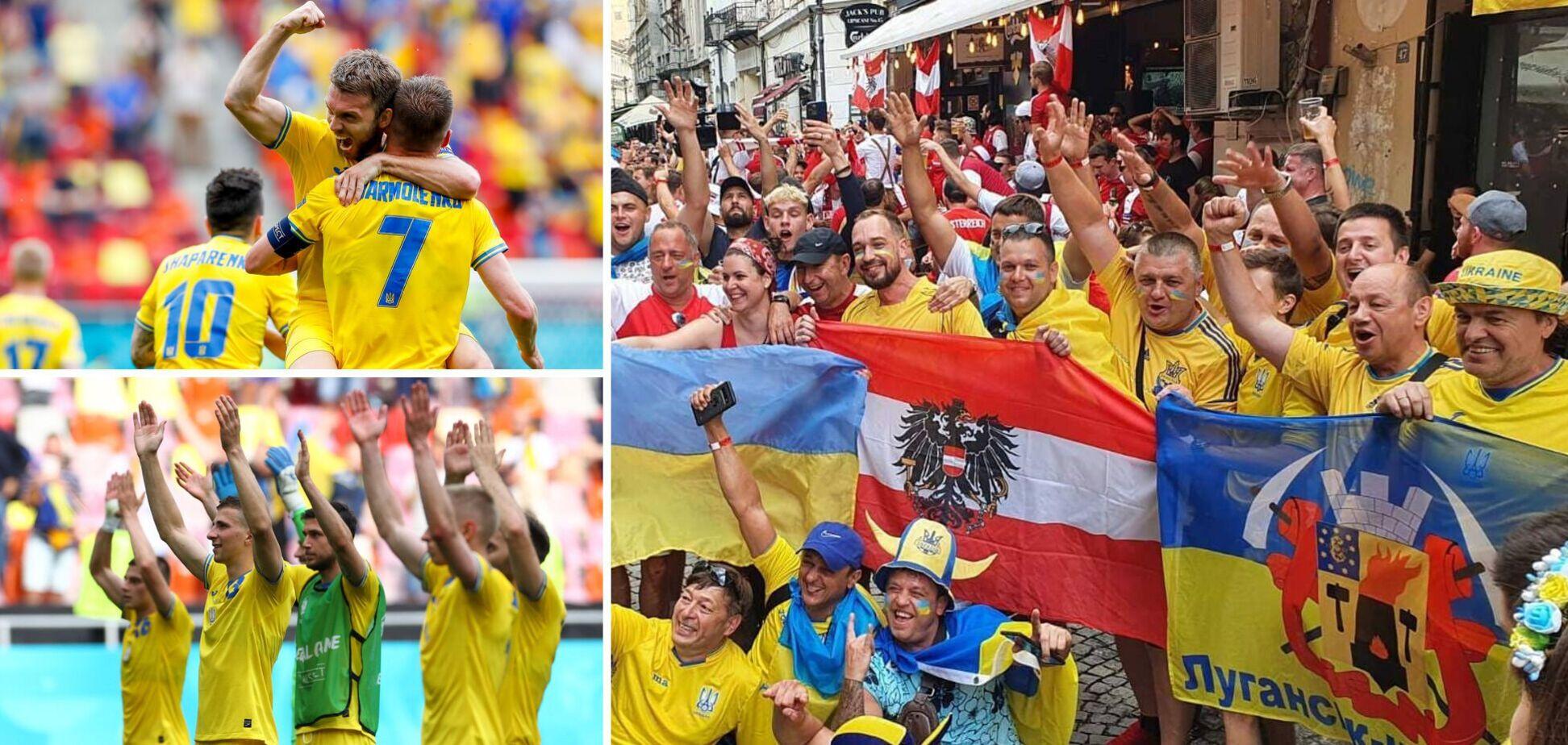 Збірна України зберегла шанси вийти в плей-оф Євро-2020