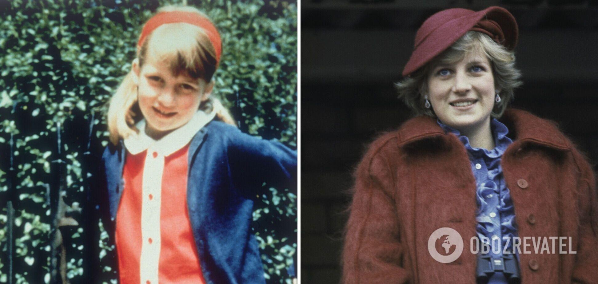 Як змінювалася принцеса Діана: фото зірки протягом життя