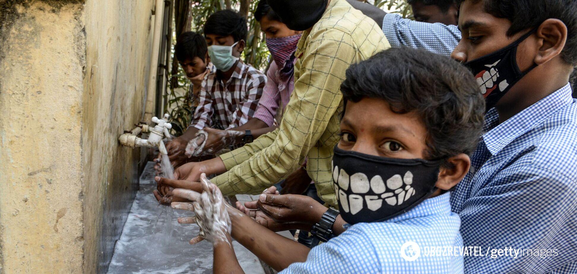 В Индии обнаружили новую мутацию коронавируса: что известно о штамме Delta-plus