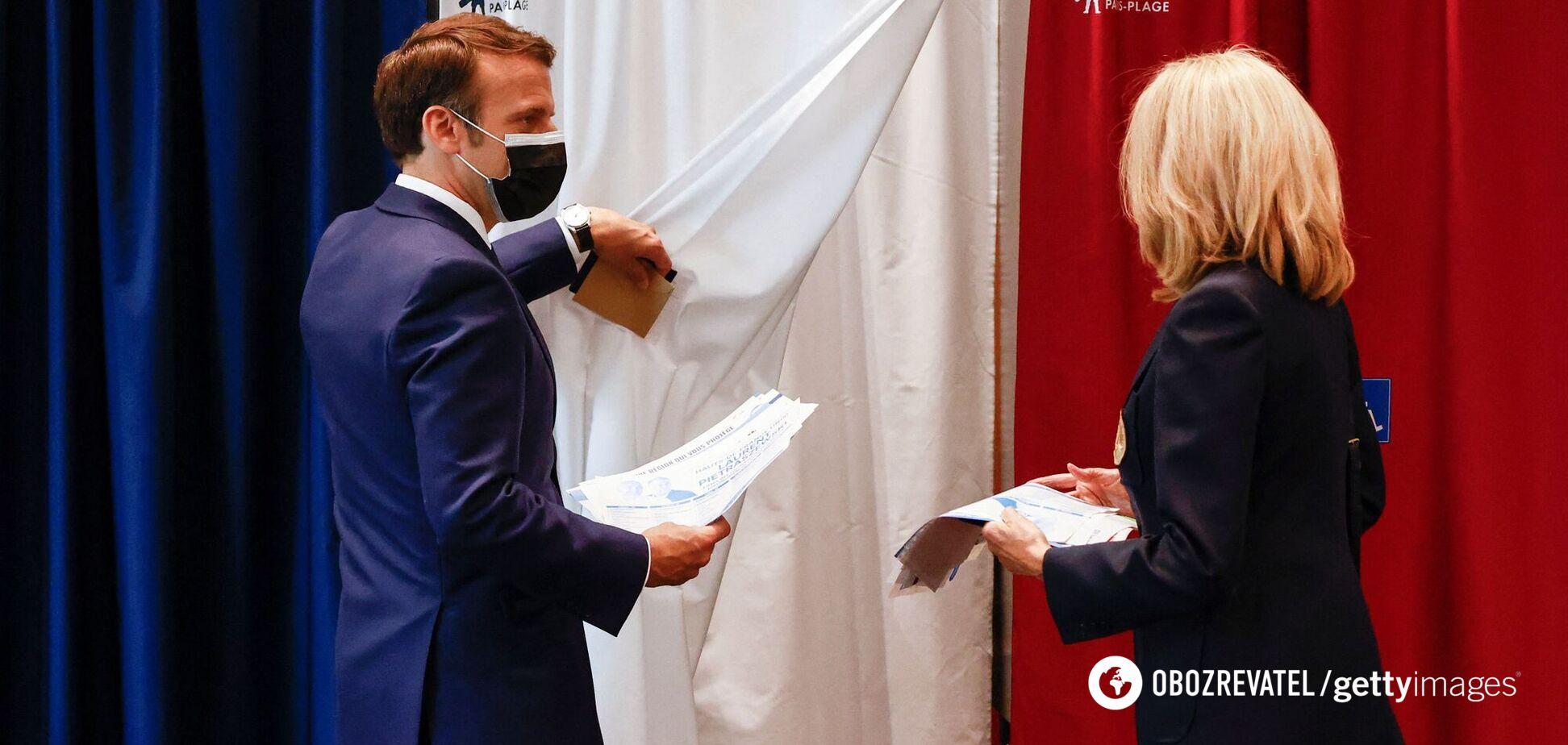 У Франції місцеві вибори пройшли за рекордно низької явки: підсумки голосування
