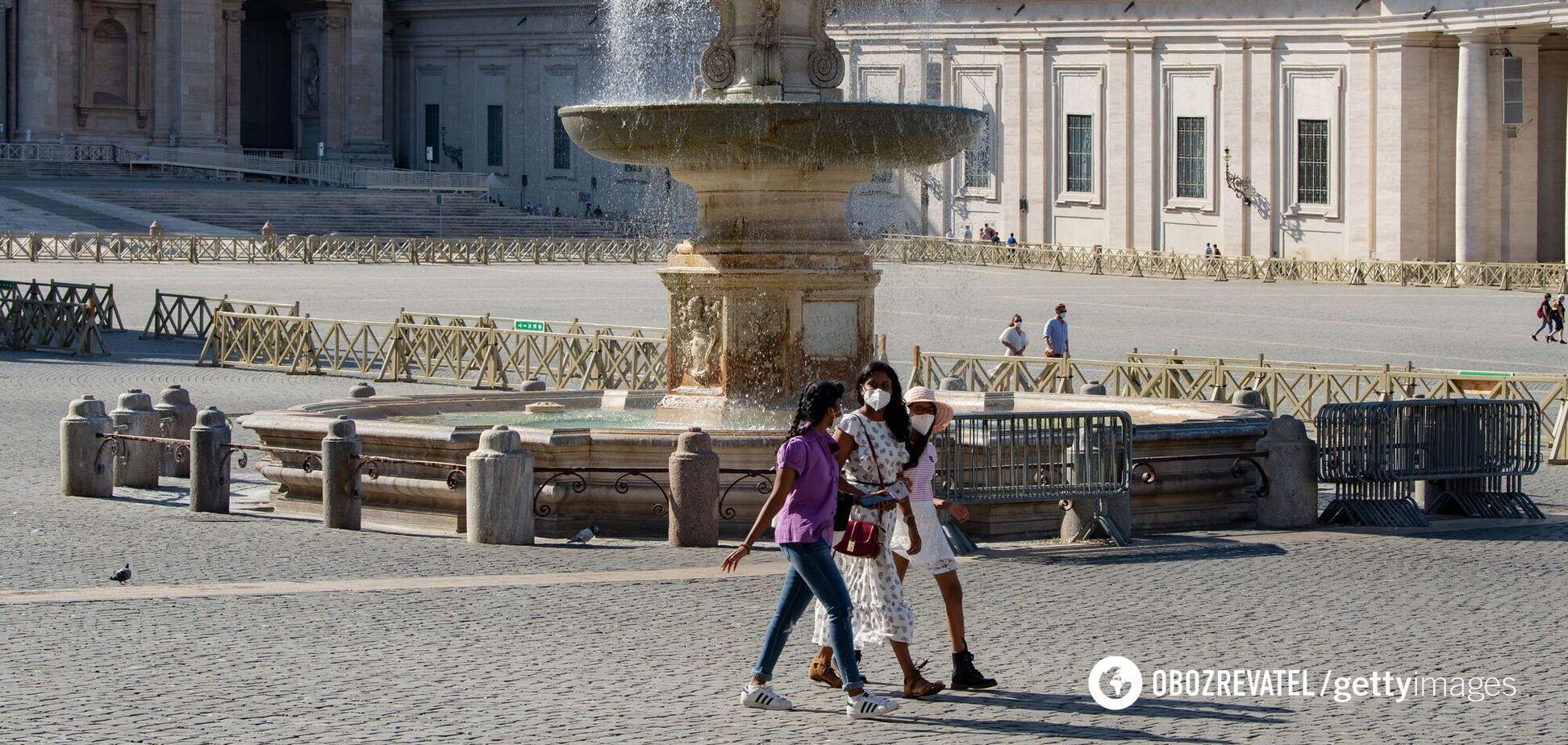 Майже по всій Італії зняли більшість карантинних обмежень
