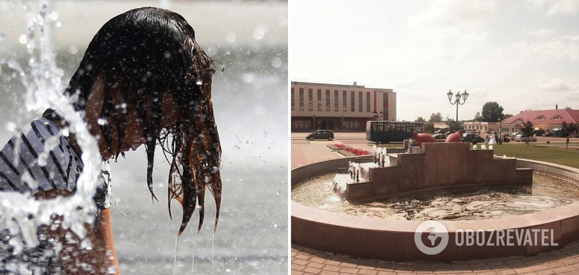 В Беларуси девушка погибла от удара током, пытаясь сделать фото в фонтане