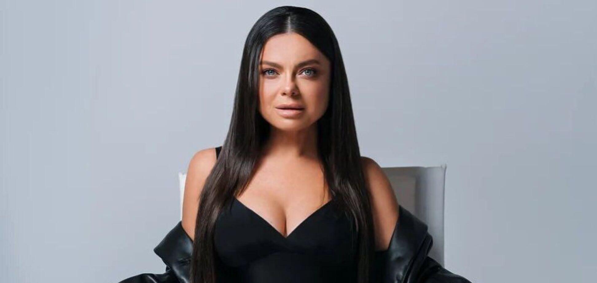 Співачка Наташа Корольова