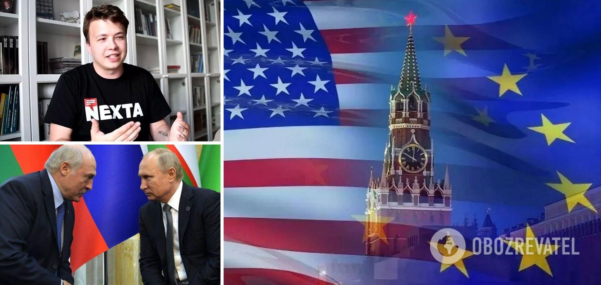 Білорусь і Росію чекають нові санкції