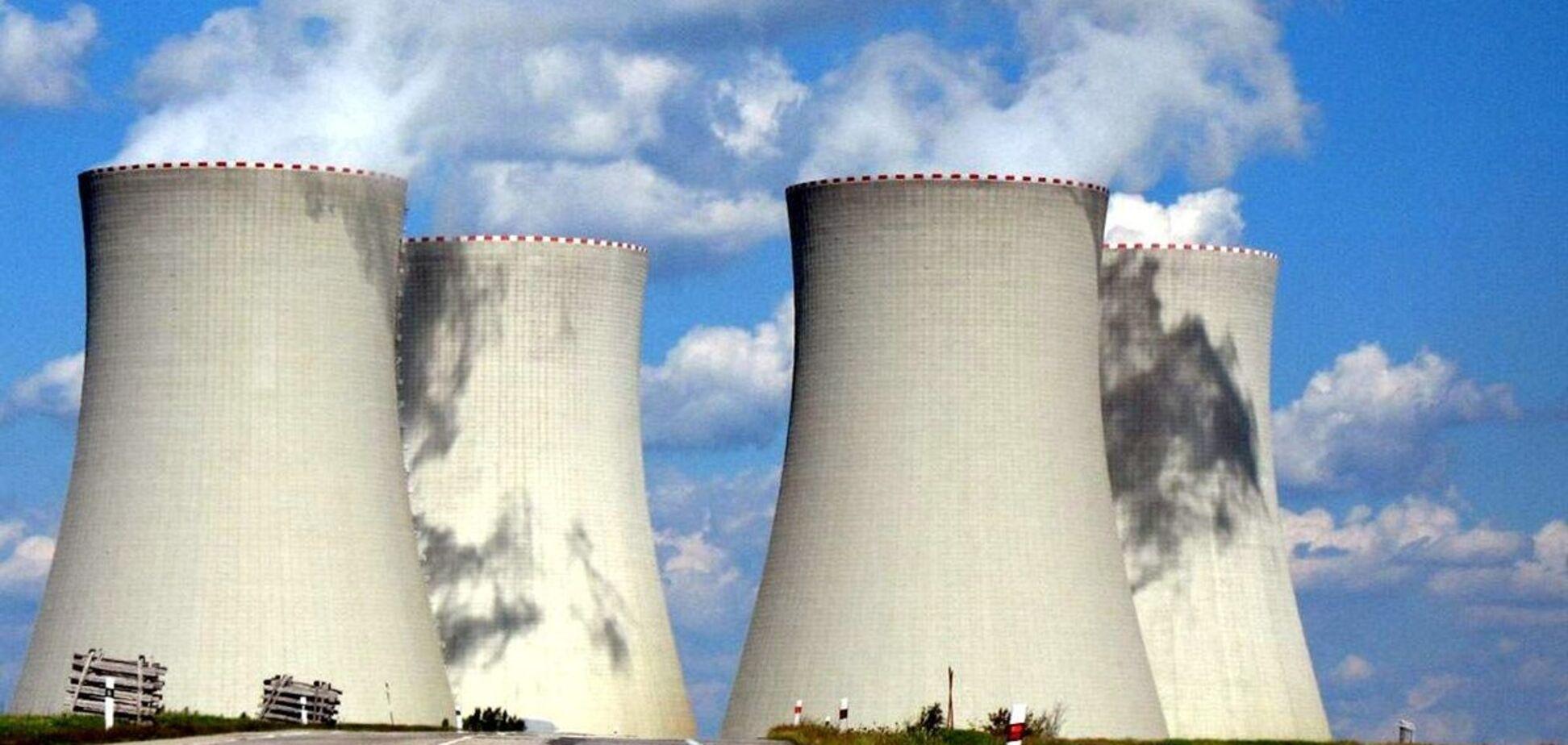 АЭС Украины в июне выработали электроэнергии на 7% больше запланированного
