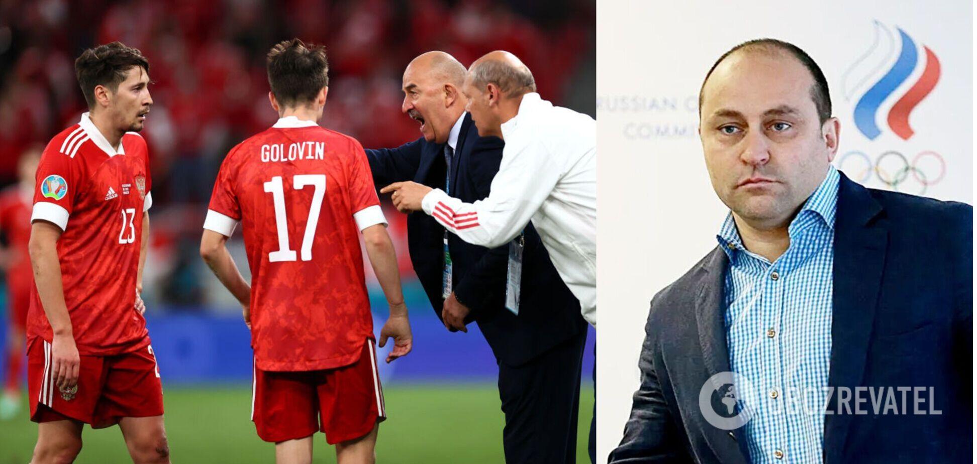 Свищев признал провал России на Евро-2020