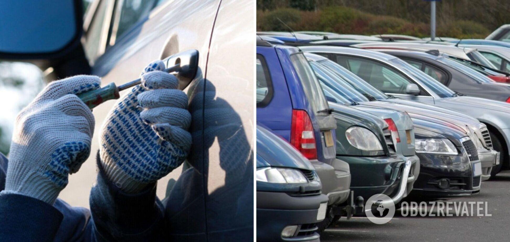 В Україні автозлодії викрадають авто за 30 секунд: як уберегти машину