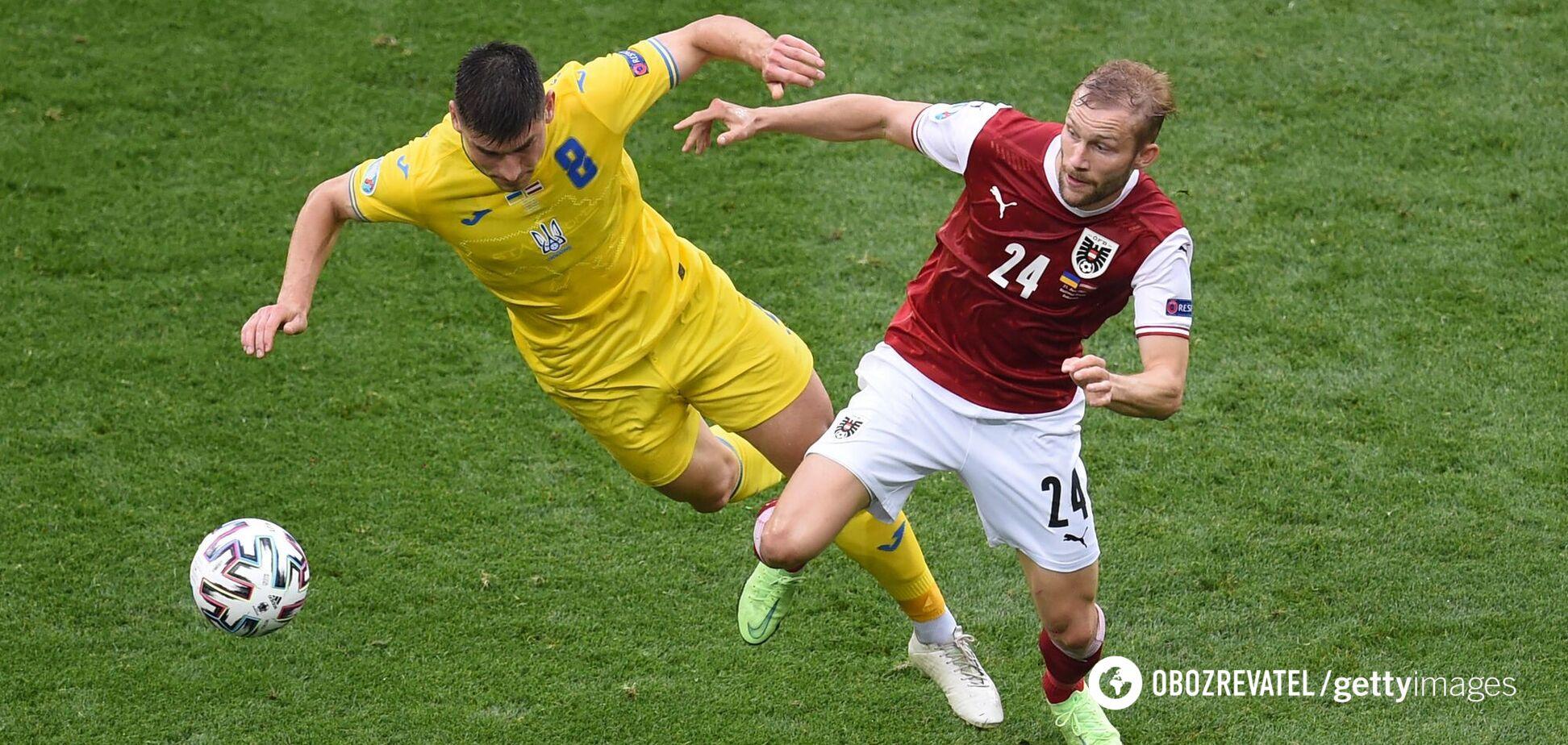 Журналіст розповів про 'величезні претензії' до Малиновського у збірній України