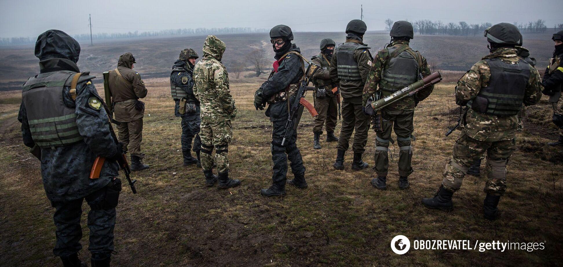 Украина готова к освобождению Донбасса, – Грымчак