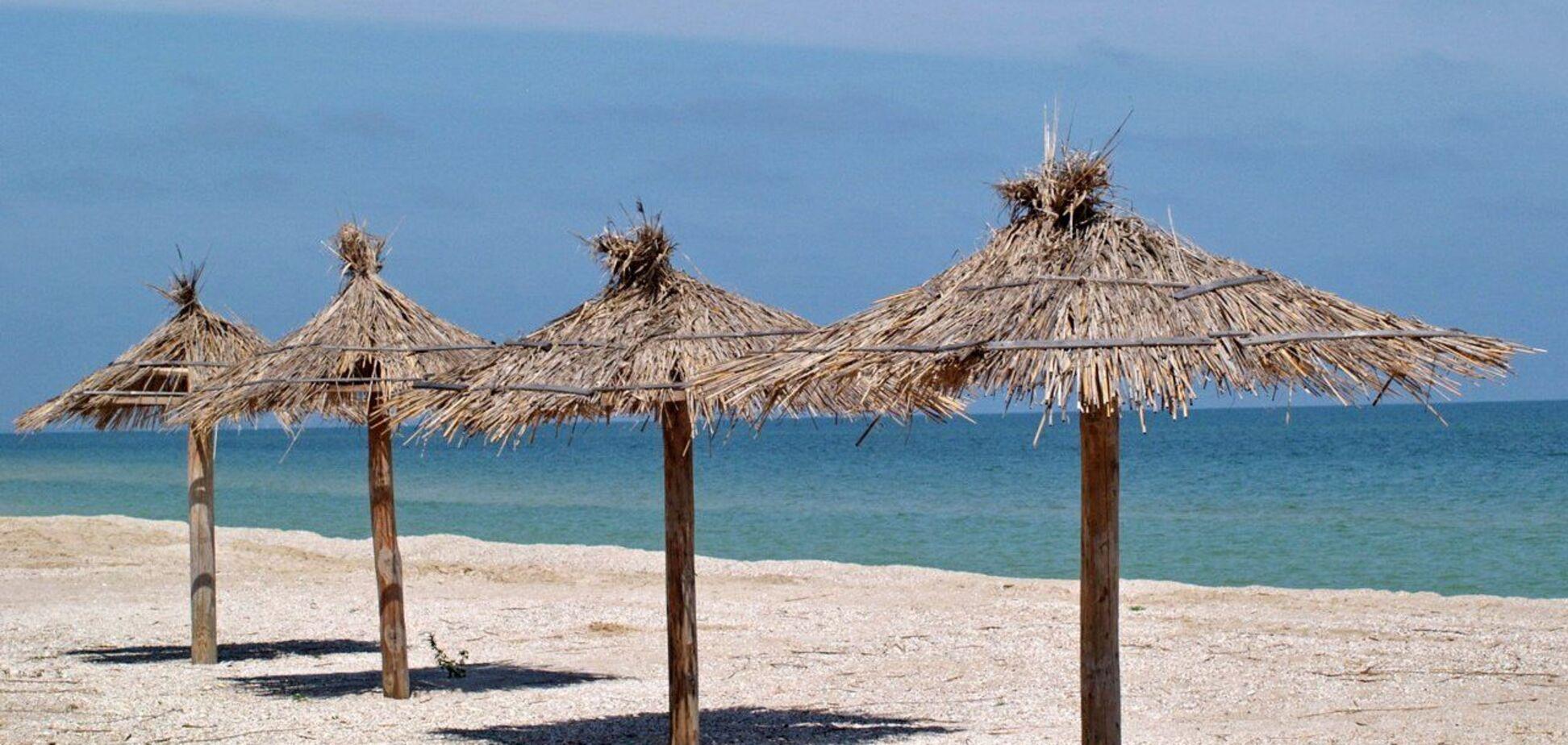 Візьміть парасольку: яка погода на популярних українських курортах