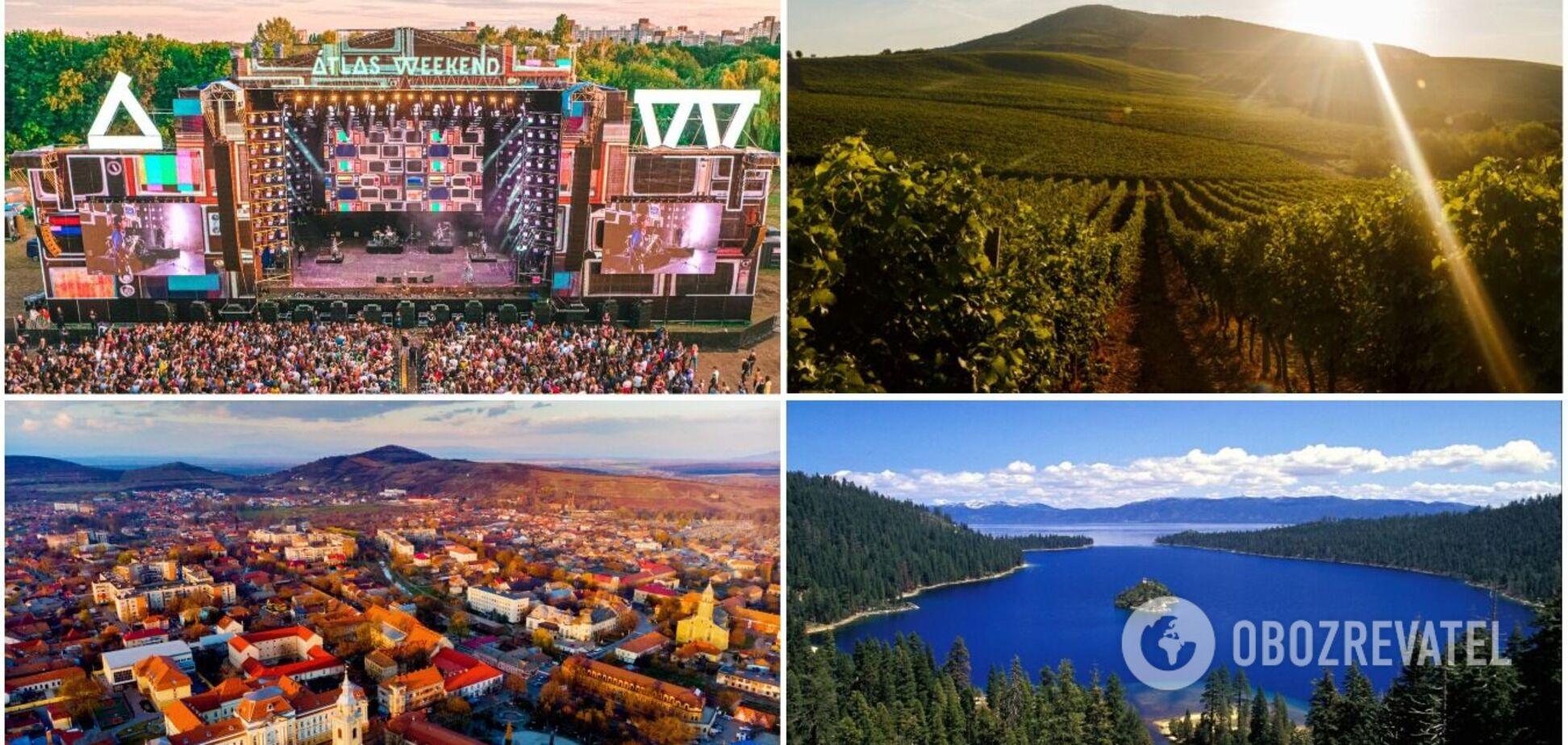 10 найкращих місць для незабутнього відпочинку в липні в Україні. Фото