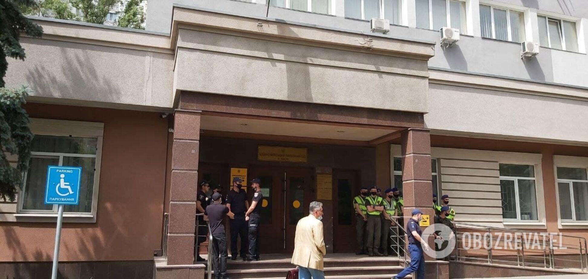 У Києві розглядають справу по вбивству Павла Шеремата: трансляція з зали суду. Фото
