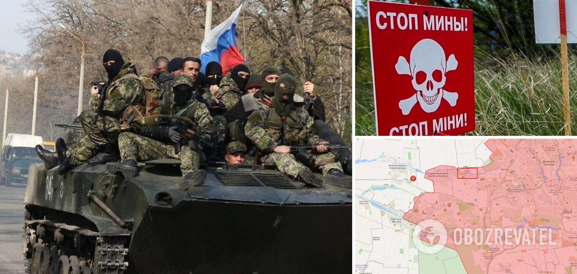 Окупанти зазнали значних втрат на Донбасі: в штабі ООС пояснили, що сталося