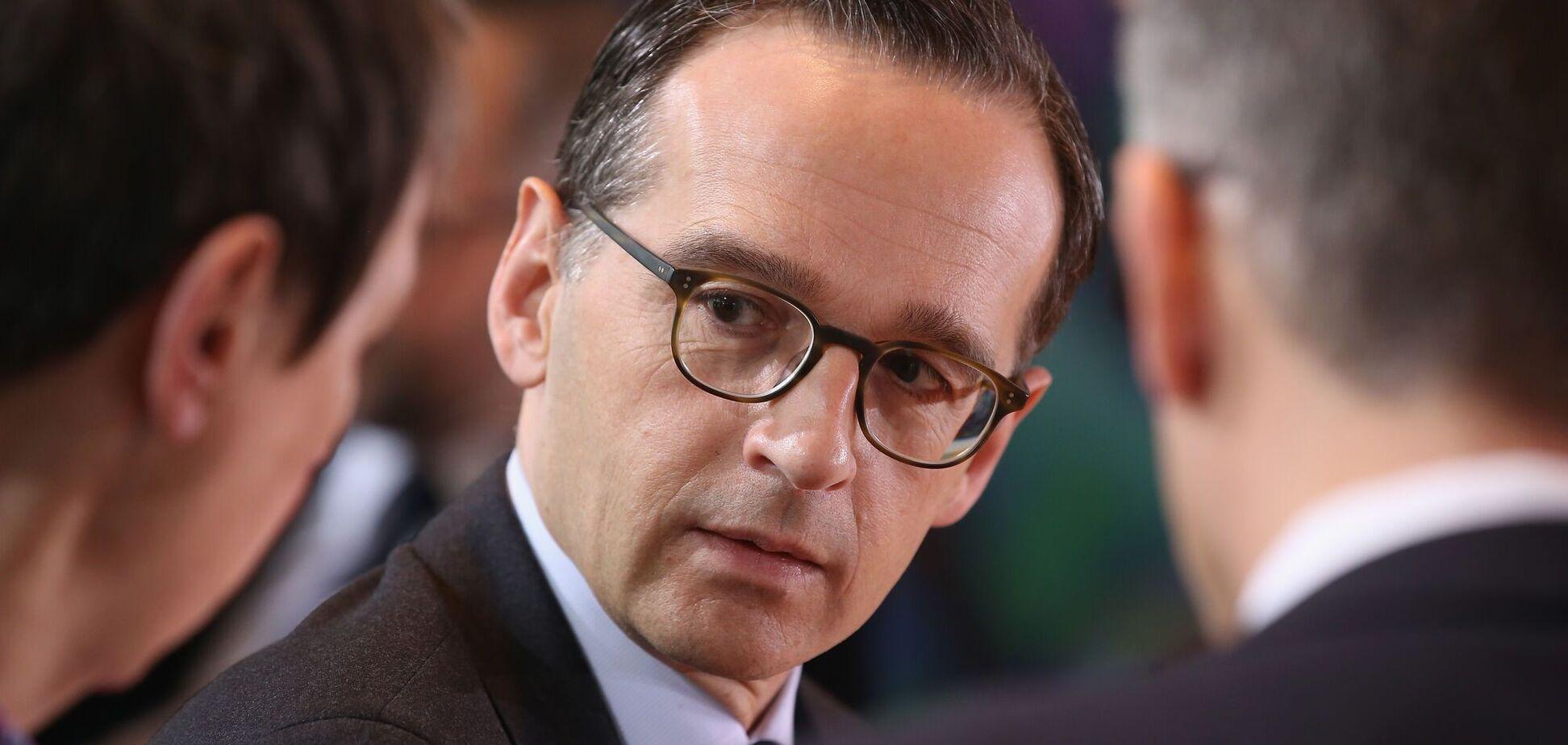 Глава МЗС Німеччини про переговори щодо Донбасу: потрібна нова динаміка і підтримка США