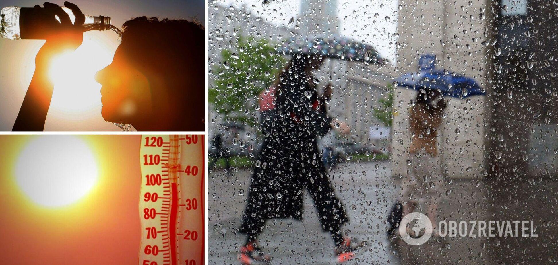 Синоптики пояснили аномалии погоды в Украине