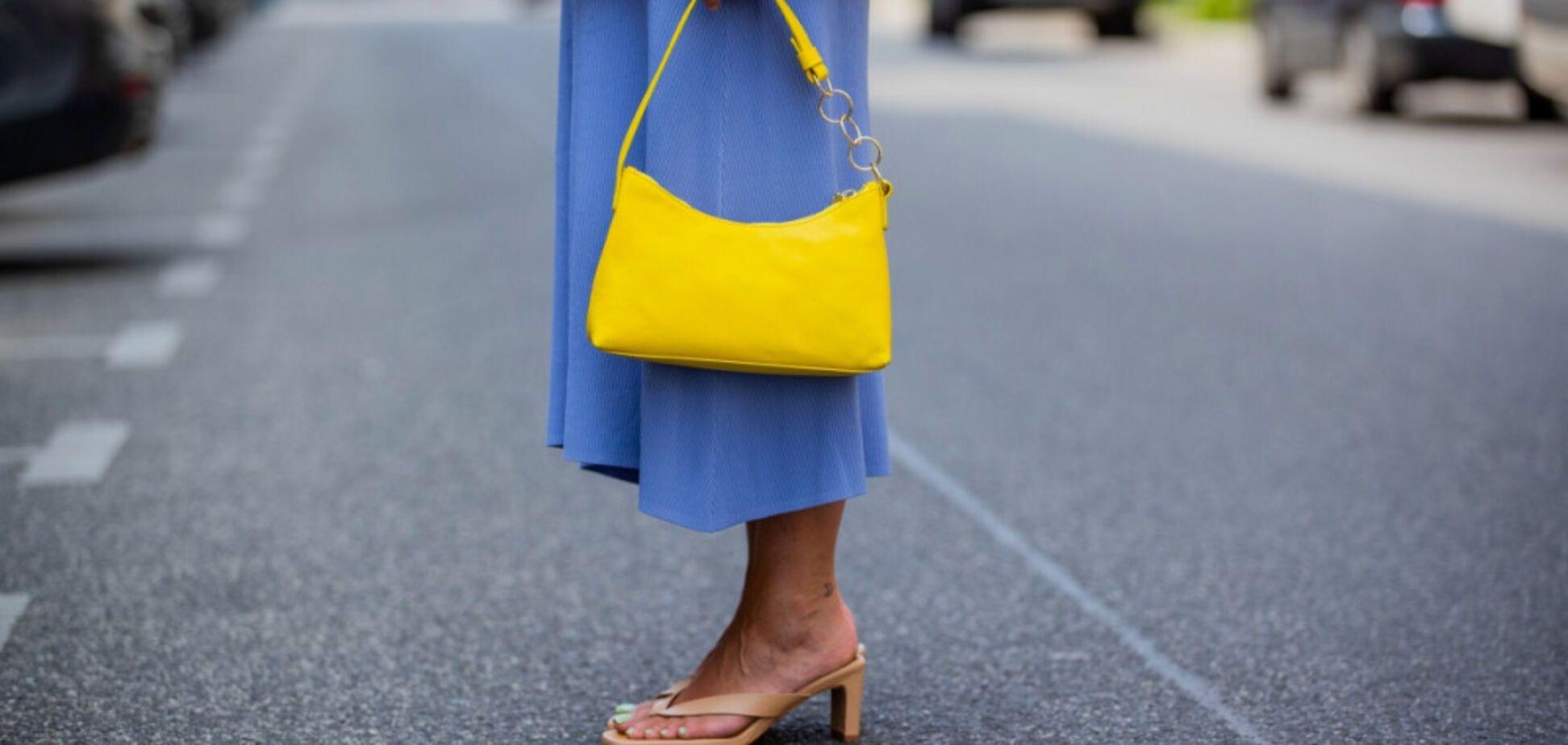 Модні сумки на літо 2021
