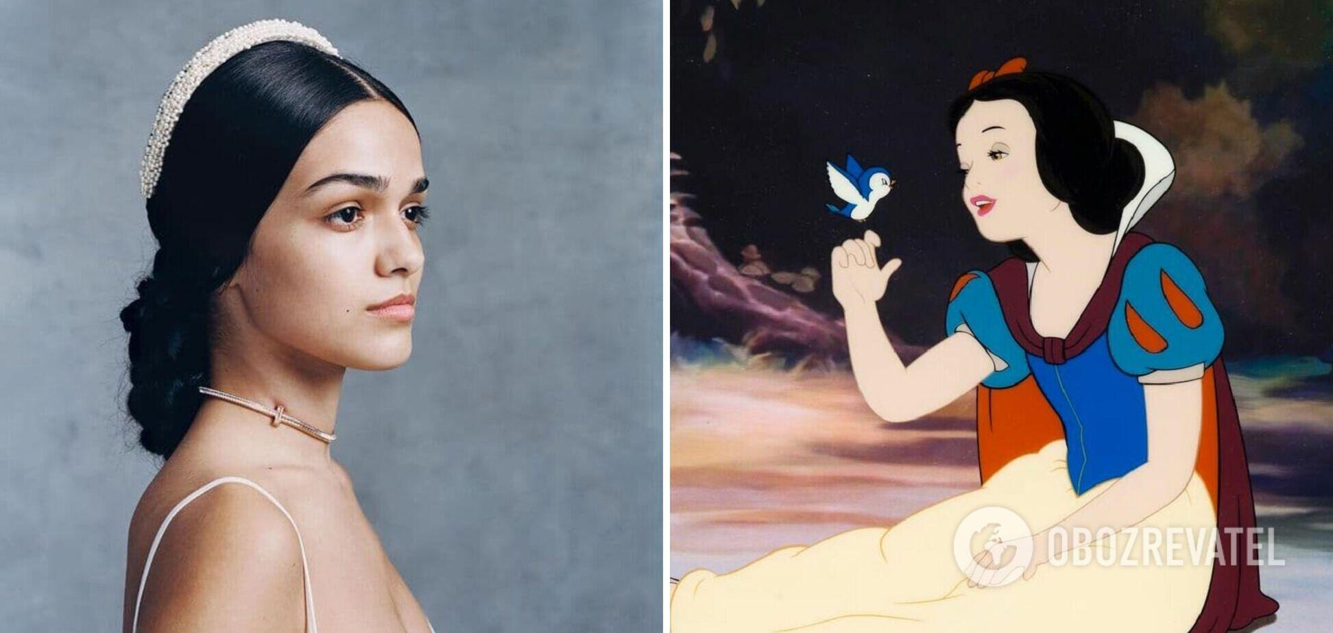 Disney удивила выбором актрисы на роль Белоснежки: реакция зрителей