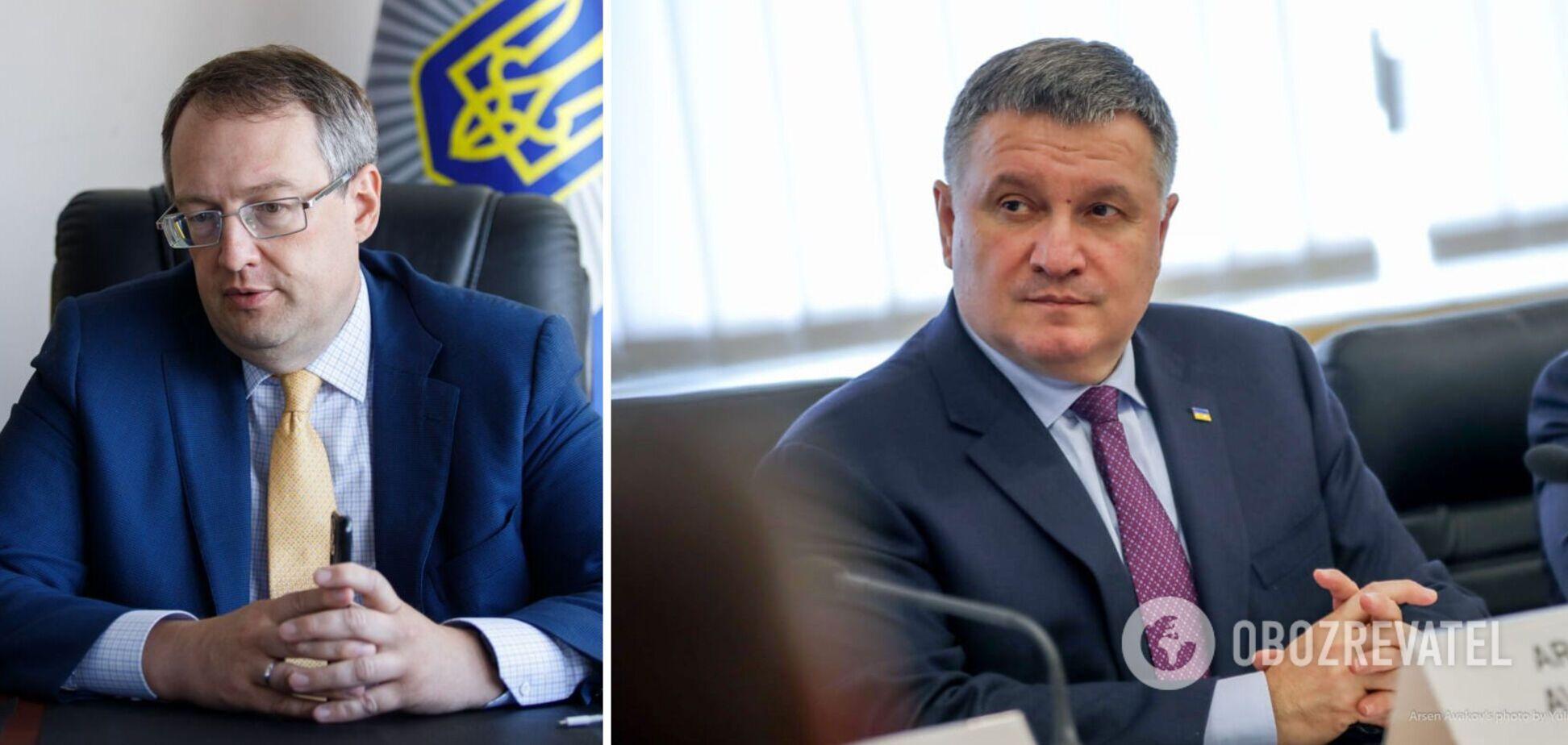 Геращенко спростував чутки про відставку Авакова