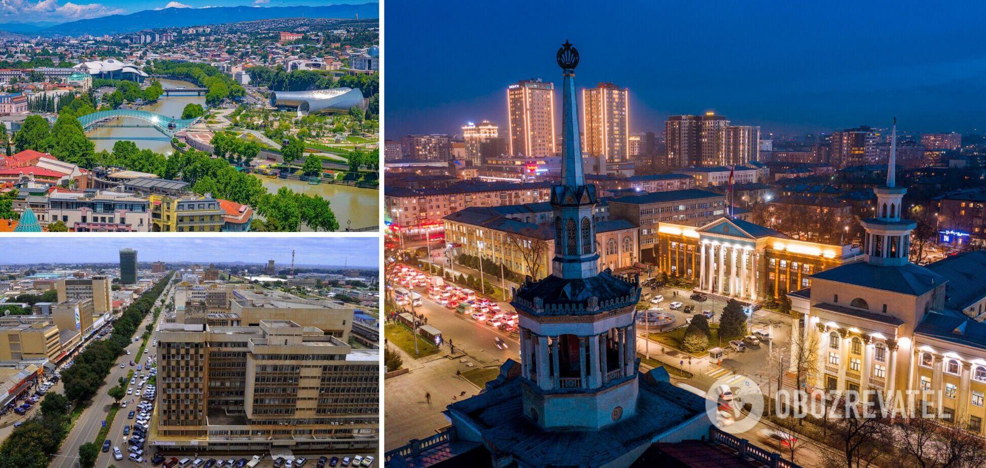 Бешкек, Лусака и Тбилиси считаются самыми дешевыми городами в мире