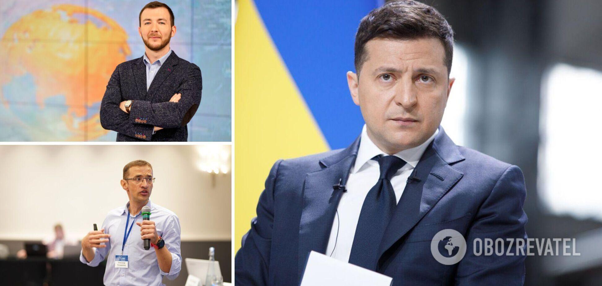 Сергей Никифоров и Александр Бондаренко