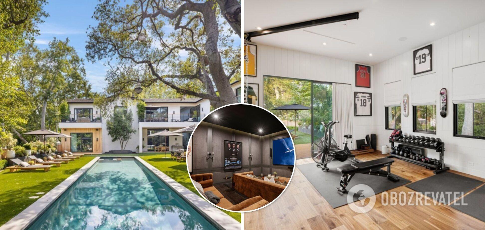 Звезда 'Игры престолов' продает роскошный особняк за 17 млн долларов: как он выглядит. Фото
