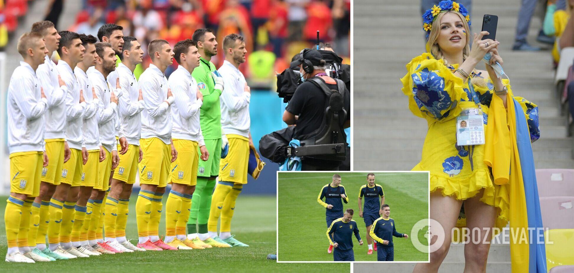 Украина в плей-офф