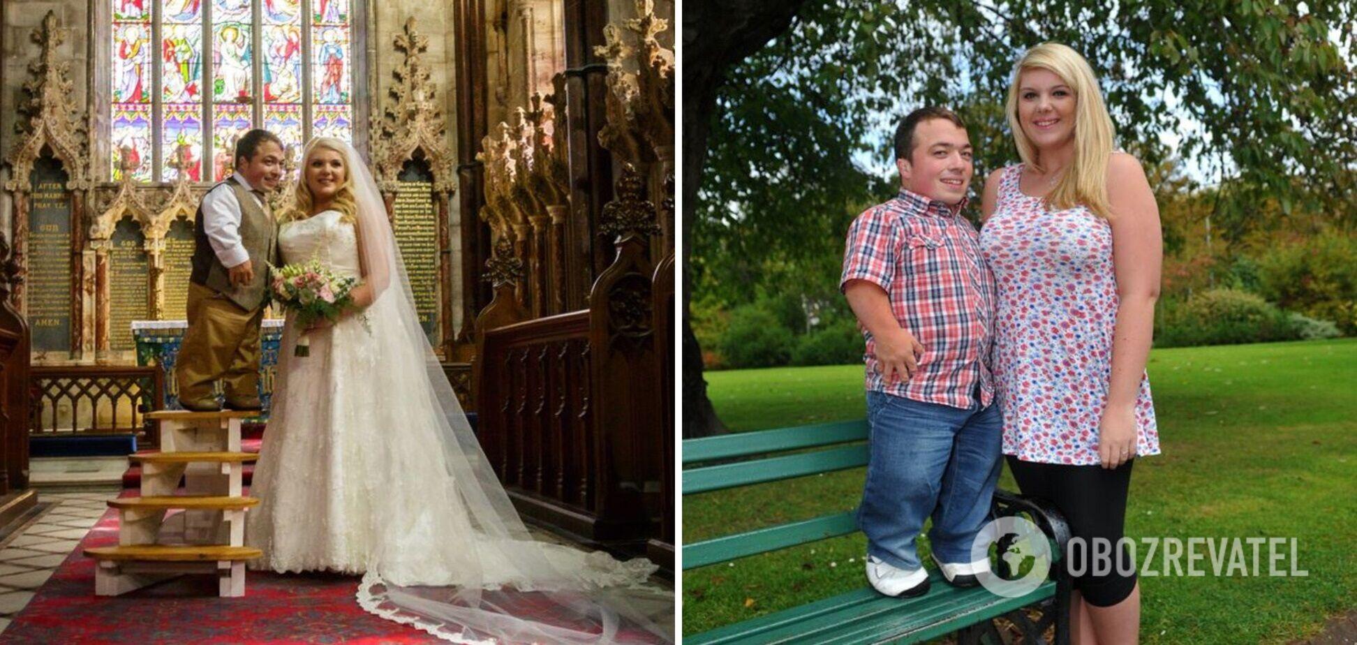 Пара из Великобритании с самой большой разницей в росте установила мировой рекорд