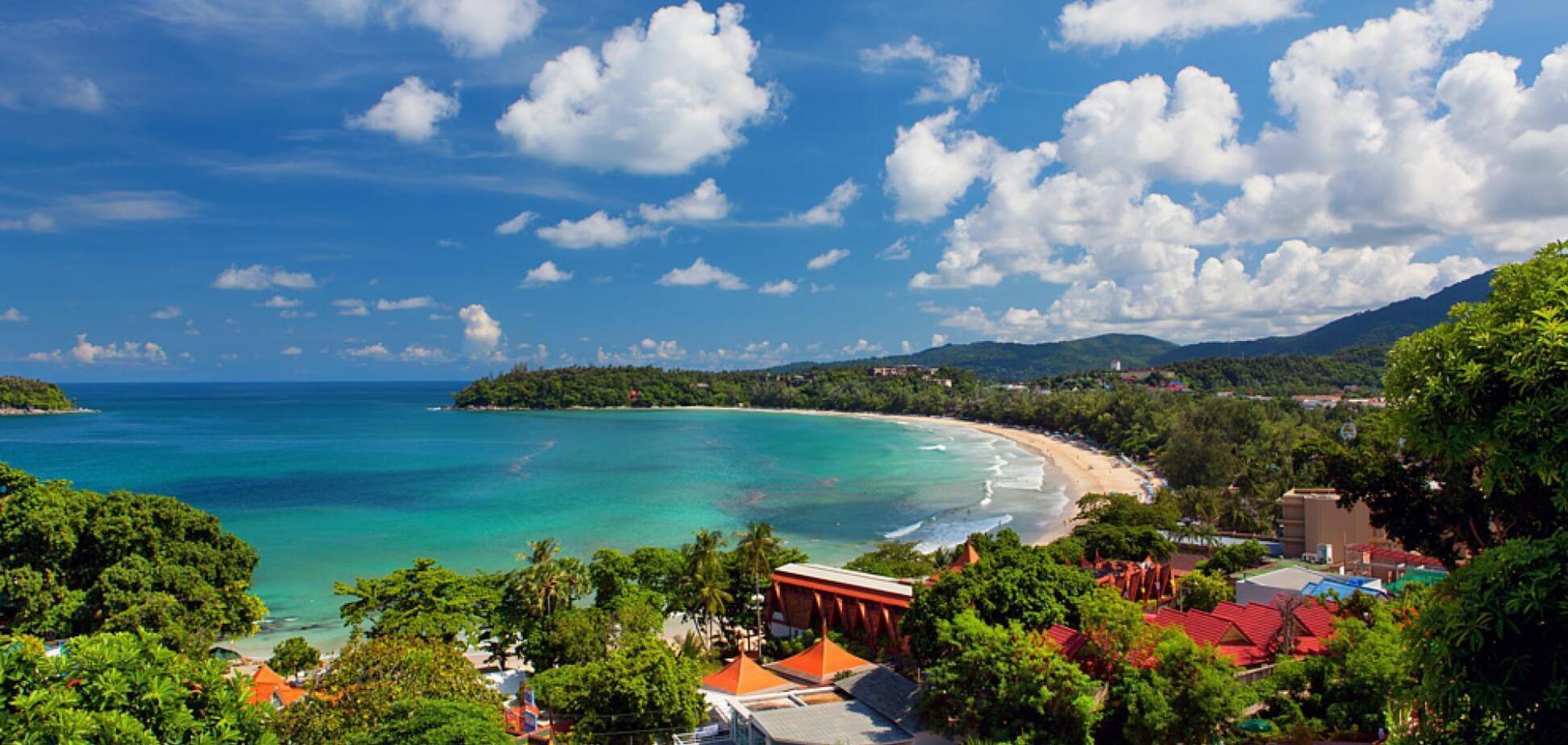 Таиланд открывает Пхукет для туристов