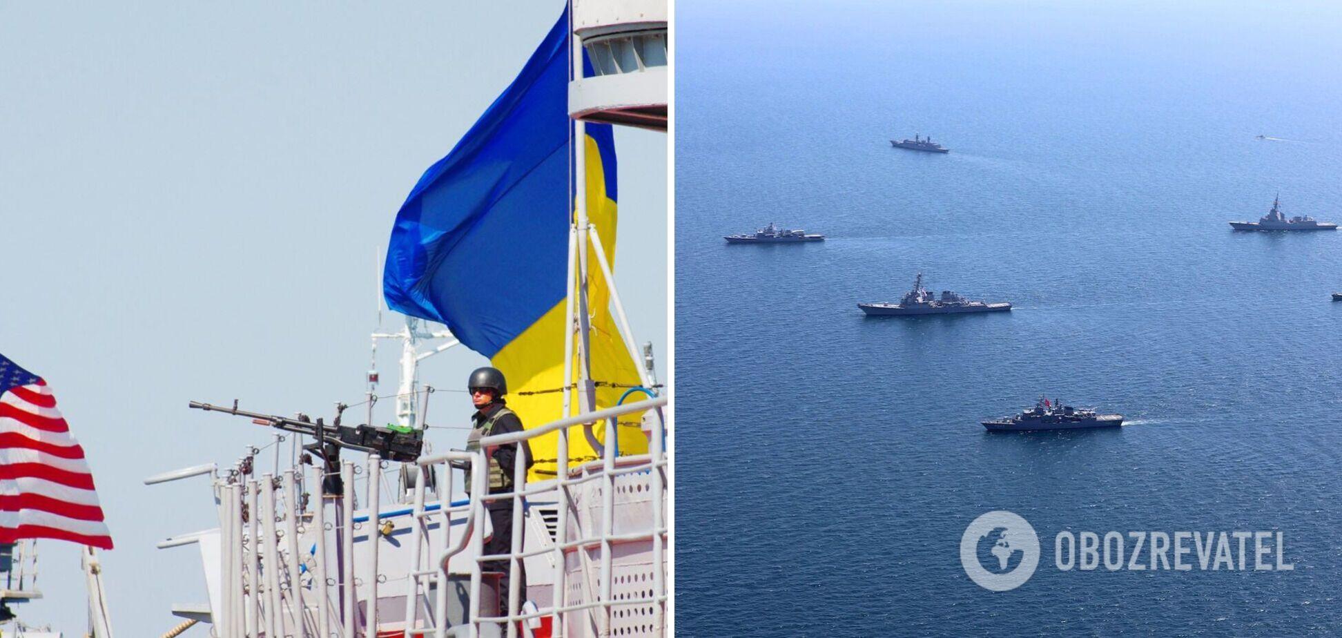 До навчань Sea Breeze-2021 в Україні приєднається рекордна кількість країн