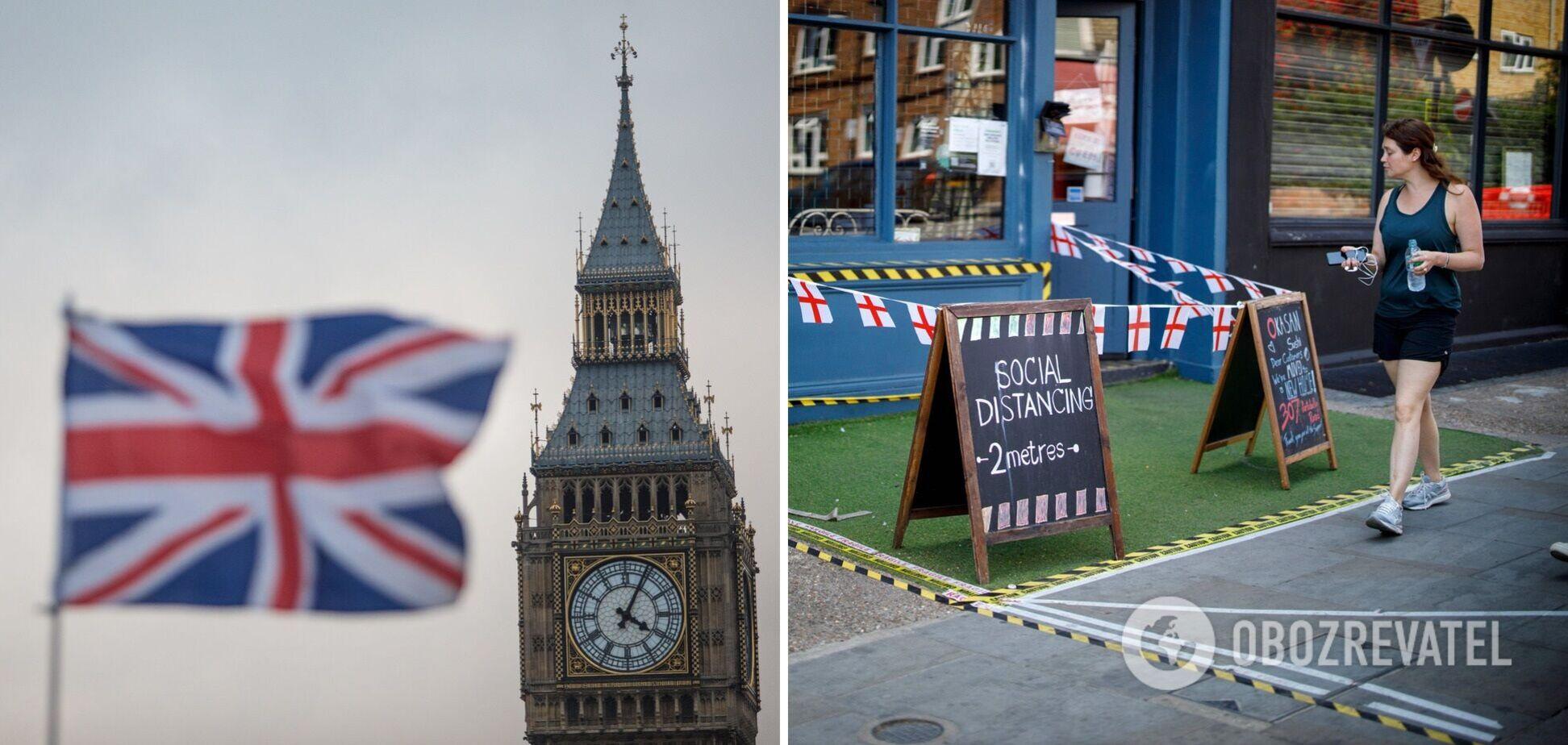 Великобритания хочет разрешить путешествия для вакцинированных туристов