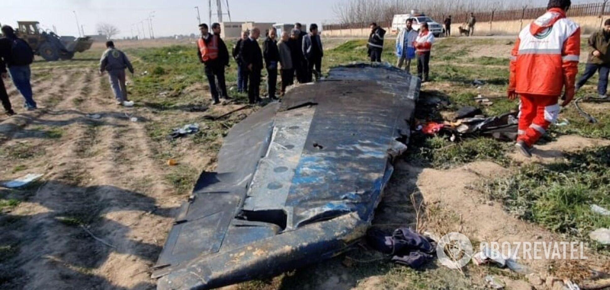 Влада Ірану несе повну відповідальність за збиття літака МАУ: Канада та Україна оголосили про свою позицію