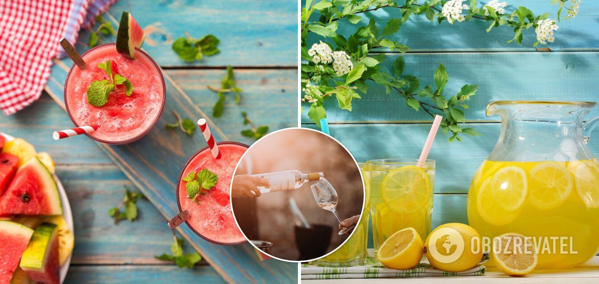 Рецепты охлаждающих напитков летом и что нельзя пить в жару. Отвечает на вопросы терапевт-диетолог
