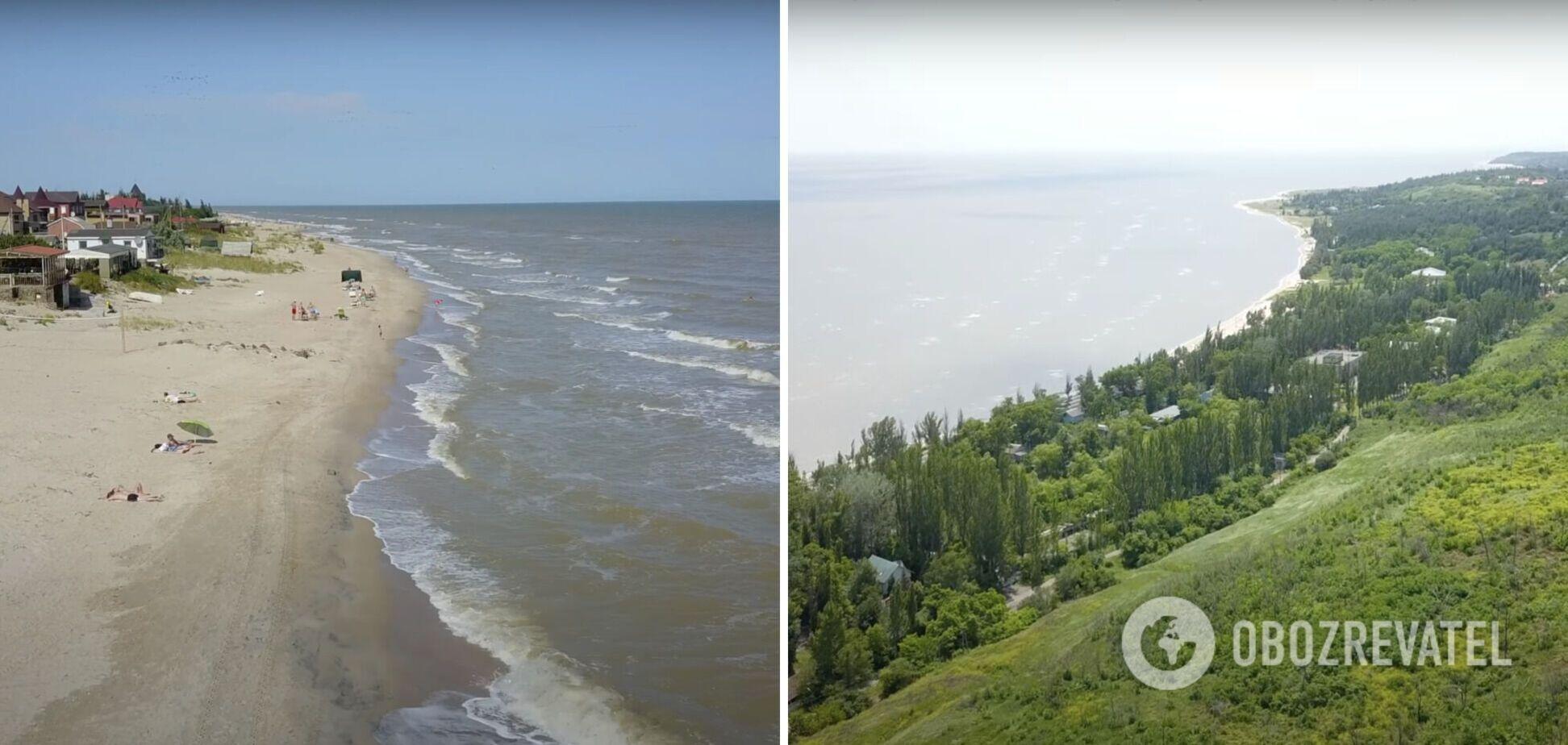 У Ялті мальовничі краєвиди на море і природу.