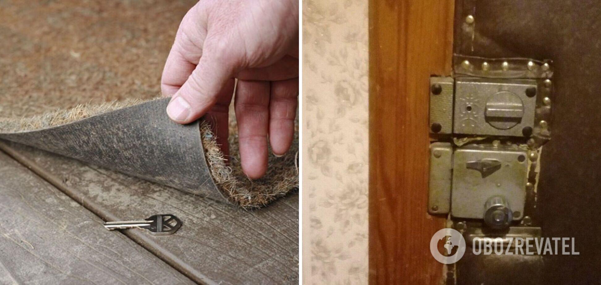 Ключи под ковриком в СССР: действительно ли было так безопасно жить?