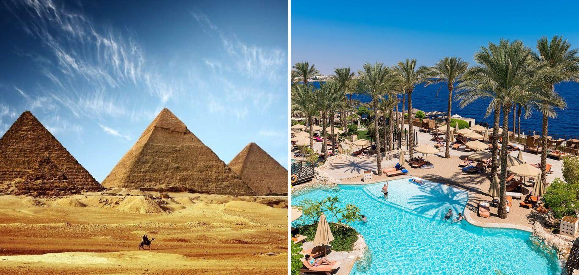 Египет разрешил туристам въезд без ПЦР-теста