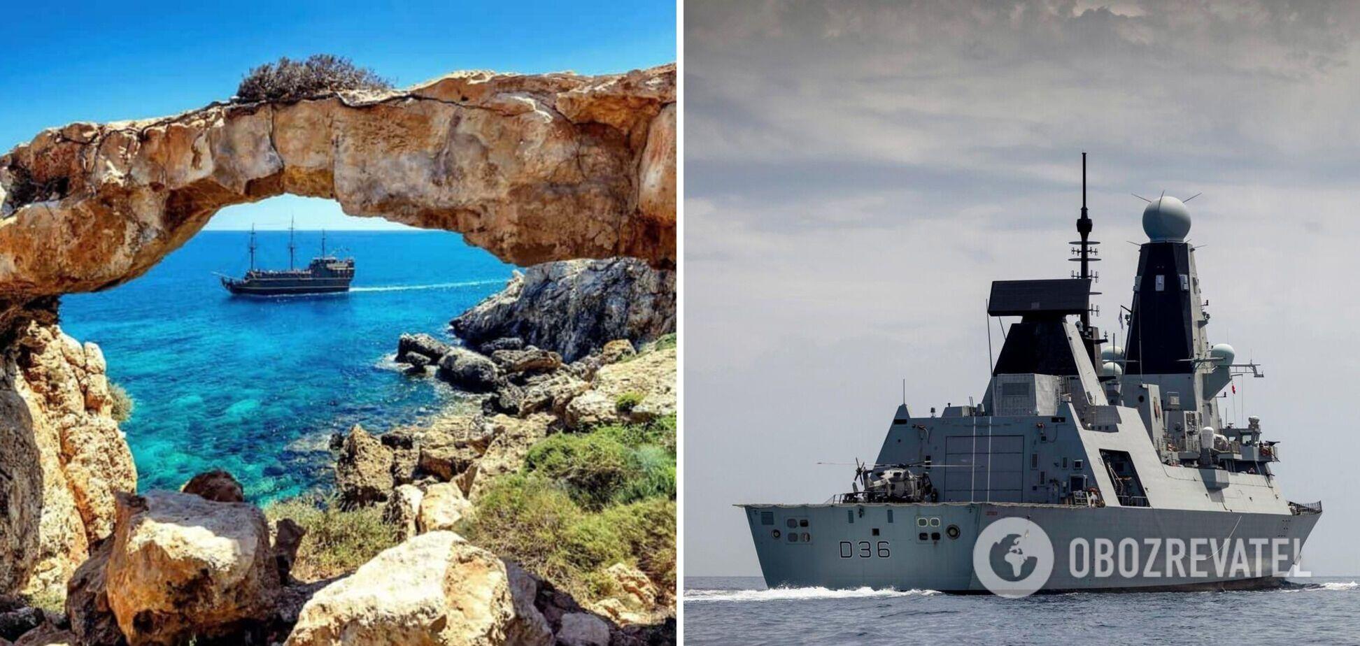 Російським кораблям Кіпр закритий?