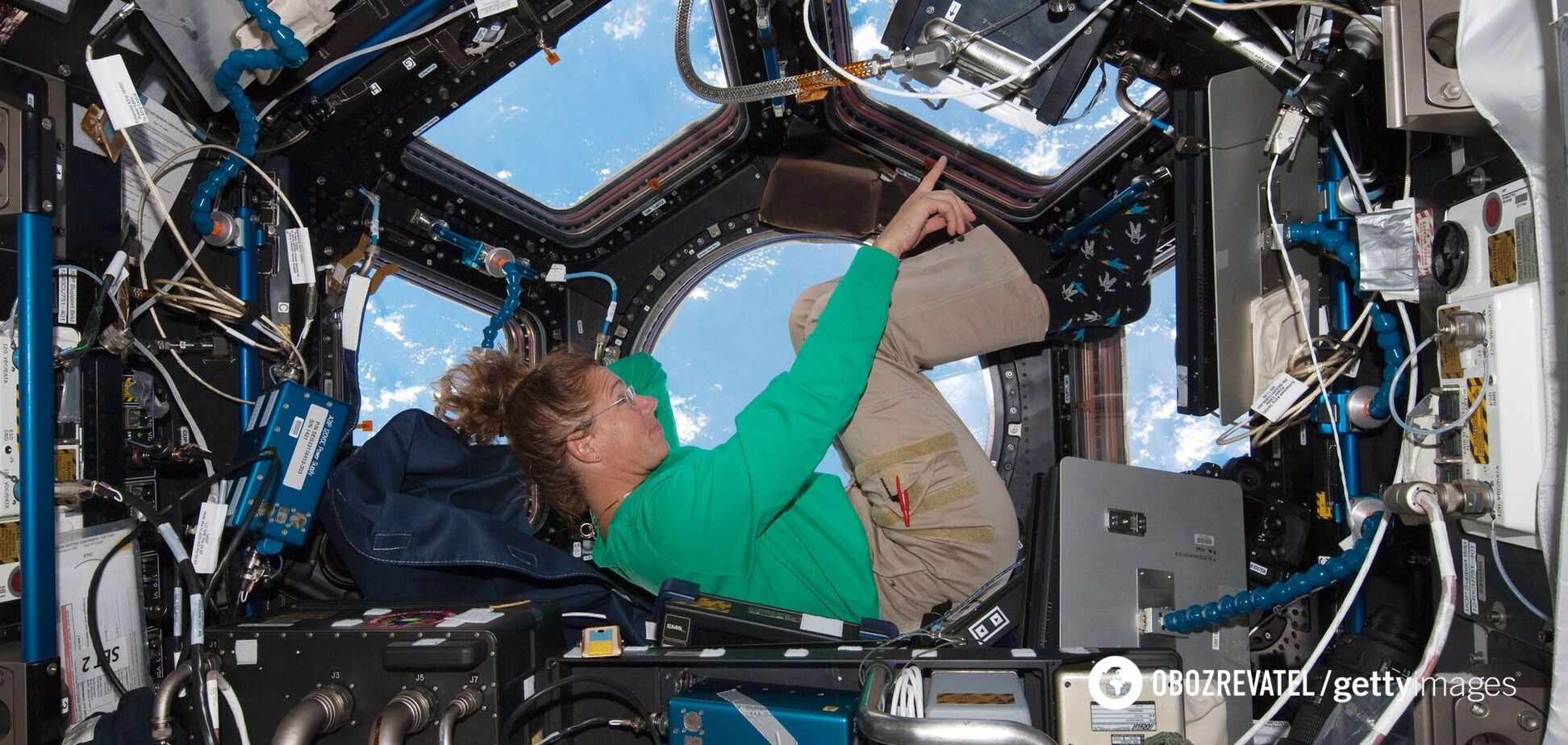 У NASA придумали, як вирішити проблему з пранням одягу в космосі