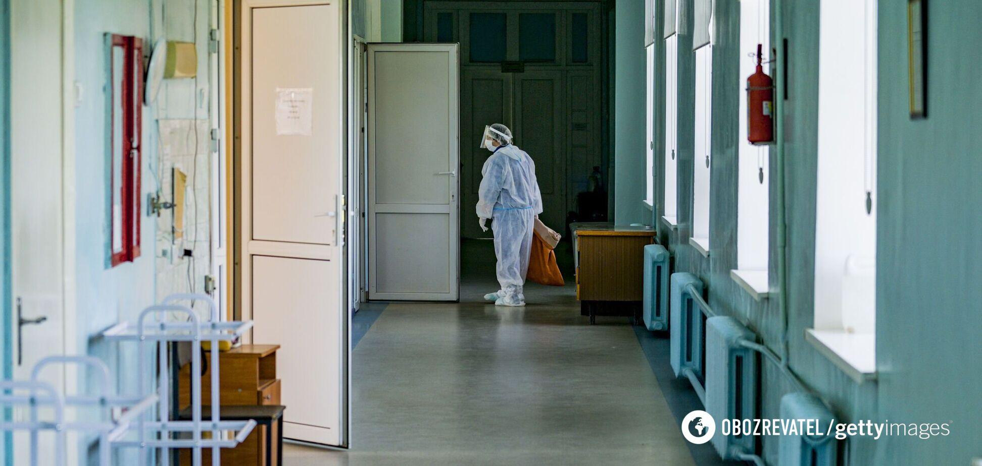 Україна опинилася на другому місці за кількістю смертей від COVID-19 за добу в Європі