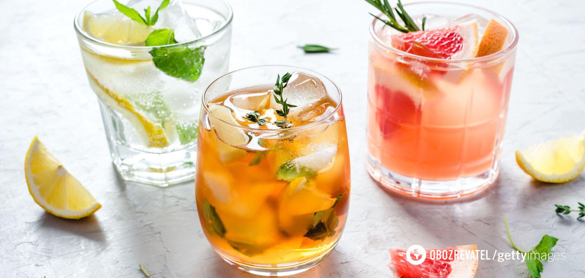 Охлаждающие напитки