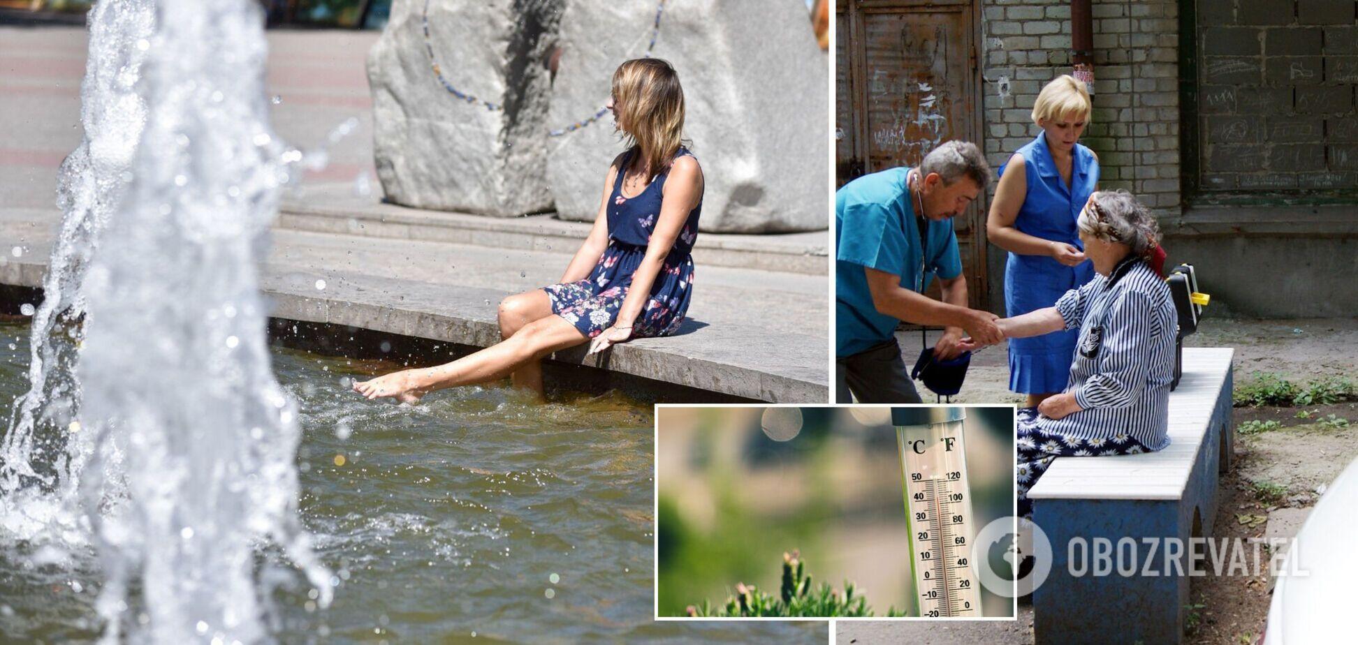 Как спастись от жары
