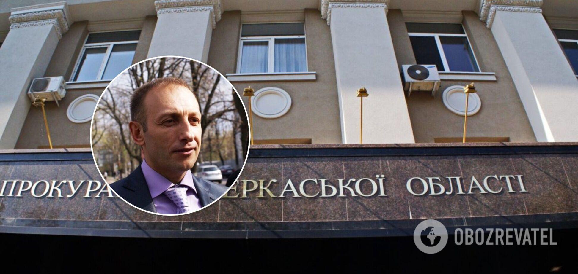 Люстрированный экс-глава прокуратуры Черкасской области должен получить 1 млн грн – решение суда