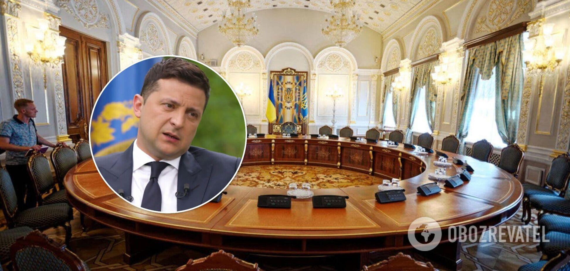 ВладимирЗеленский прокомментировал работу СНБО