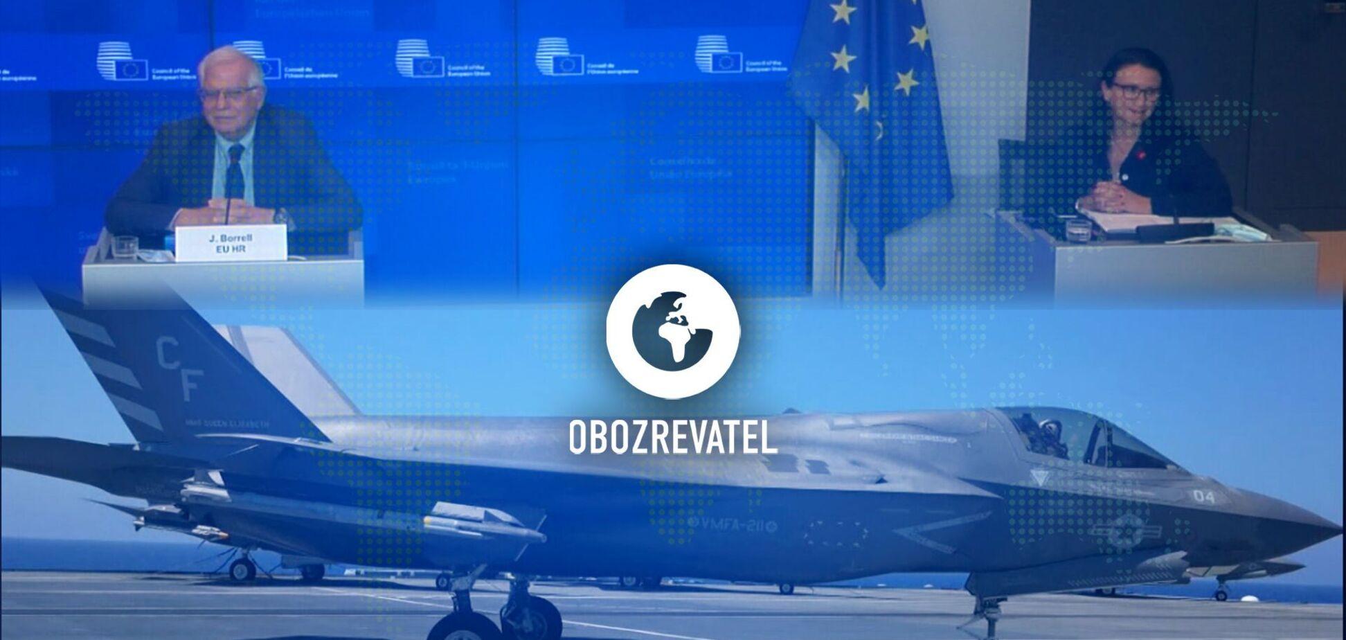 ЕС ввел санкции против Мьянмы, а военные самолеты США впервые со времен Второй мировой совершили боевой вылет из иностранного авианосца – дайджест международных событий